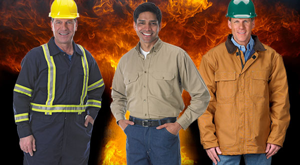 fr protective clothing header